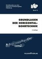 Grundlagen der Horizontalbohrtechnik