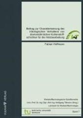 Beitrag zur Charakterisierung des tribologischen Verhaltens von diamantähnlichen Kohlenstoffschichten für die Holzbearbeitung