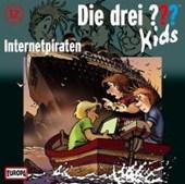 Die drei ??? Kids 12. Internetpiraten (drei Fragezeichen) CD