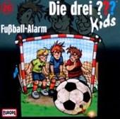Die drei ??? Kids 26. Fußball-Alarm (drei Fragezeichen) CD