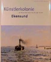 Künstlerkolonie Ekensund am Nordufer der Flensburger Förde