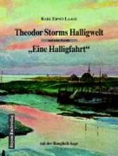 """Theodor Storms Halligwelt und seine Novelle """"Eine Halligfahrt"""""""