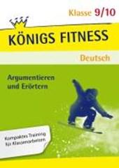 Aufsatz - Argumentieren und Erörtern Deutsch 9./10. Klasse