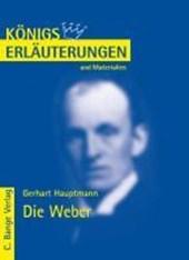 Die Weber. Erläuterungen und Materialien