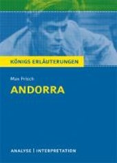 Andorra Textanalyse und Interpretation