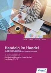 Handeln im Handel.3. Ausbildungsjahr im Einzelhandel. Arbeitsbuch