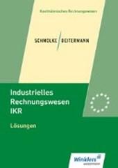 Industrielles Rechnungswesen - IKR. Lösungen