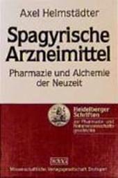 Spagyrische Arzneimittel