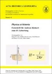 Physica et historia