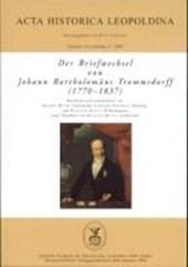 Der Briefwechsel von Johann Bartholomäus Trommsdorff (1770-1837)