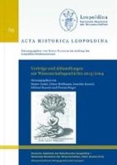 Vorträge und Abhandlungen zur Wissenschaftsgeschichte