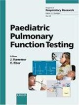 Paediatric Pulmonary Function Testing | auteur onbekend |