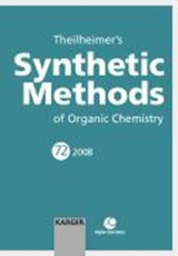 Theilheimer's Synthetic Methods of Organic Chemistry | auteur onbekend |