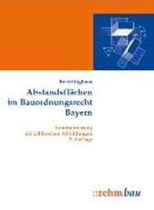 Abstandsflächen im Bauordnungsrecht Bayern