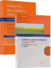 Buchpaket Lexikon für das Lohnbüro und Lexikon Altersversorgung