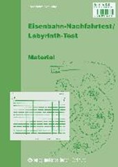 Eisenbahn-Nachfahrtest / Labyrinth-Test