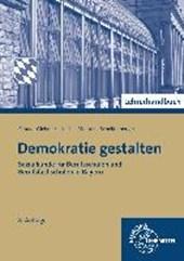 Demokratie gestalten. Lehrerhandbuch mit Online-Support