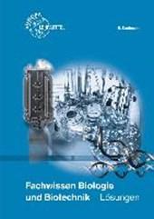 Lösungen zu 70951 - Fachwissen Biologie und Biotechnik