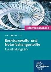 Rechtsanwalts- und Notarfachangestellte, Informationsband