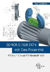 3D-Konstruktion mit Creo Parametric