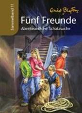Fünf Freunde Sammelband 11. Abenteuerliche Schatzsuche