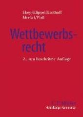 Heidelberger Kommentar zum Wettbewerbsrecht