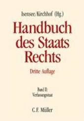 Strukturen von Staat und Verfassung. Band II