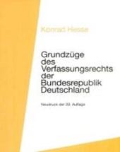 Grundzüge des Verfassungsrechts der Bundesrepublik Deutschland