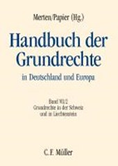 Handbuch der Grundrechte in Deutschland und Europa