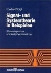 Signal- und Systemtheorie in Beispielen