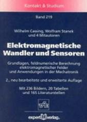 Elektromagnetische Wandler und Sensoren