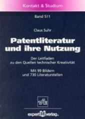 Patentliteratur und ihre Nutzung
