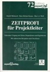 ZEITPROFI für Projektleiter