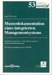 Musterdokumentation eines integrierten Managementsystems