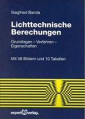 Lichttechnische Berechnungen