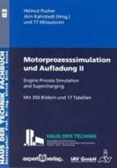 Motorprozesssimulation und Aufladung