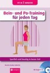 Bein- und Po-Training für jeden Tag