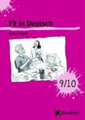 Fit in Deutsch! 9/10. Arbeitsheft