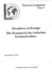 Ideophone in Europa
