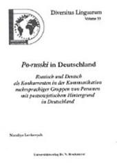 Po-russki in Deutschland