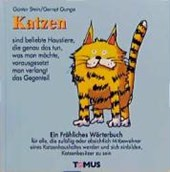 Katzen. Ein fröhliches Wörterbuch