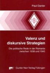 Valenz und diskursive Strategien | Paul Danler |