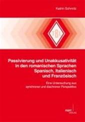 Passivierung und Unakkusativität in den romanischen Sprachen Spanisch, Italienisch und Französisch