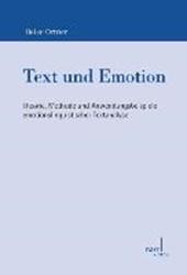 Text und Emotion