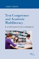 Text Competence and Academic Multiliteracy | Susanne Göpferich |