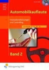 Finanzdienstleistungen und Controlling für Automobilkaufleute Band