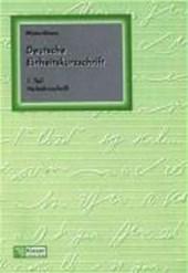Deutsche Einheitskurzschrift 1. Verkehrsschrift. Schülerband.