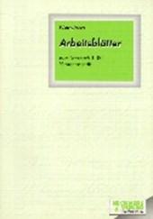 Deutsche Einheitskurzschrift 1. Verkehrsschrift. Arbeitsblätter. Schülerband