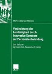 Veränderung der Lernfähigkeit im Rahmen innovativer Personalentwicklungskonzepte