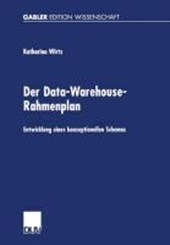 Der Data-Warehouse-Rahmenplan